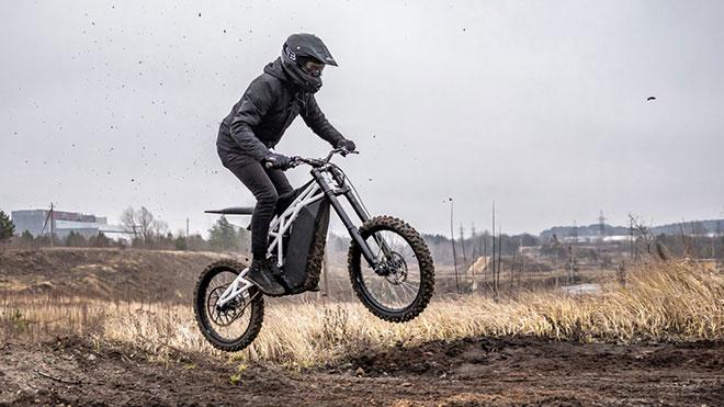 Elektrikli bisiklet temelli çok iddialı elektrikli motosiklet: FRX1