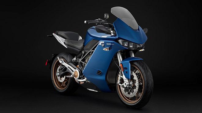 Elektrikli motosiklet Zero SR/S