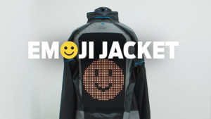 Ford bisiklet emoji ceketi