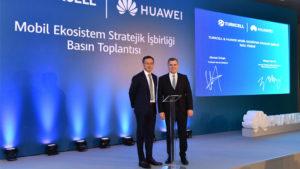 Huawei ve Turkcell'den yeni telefonlar için dikkat çekici iş birliği