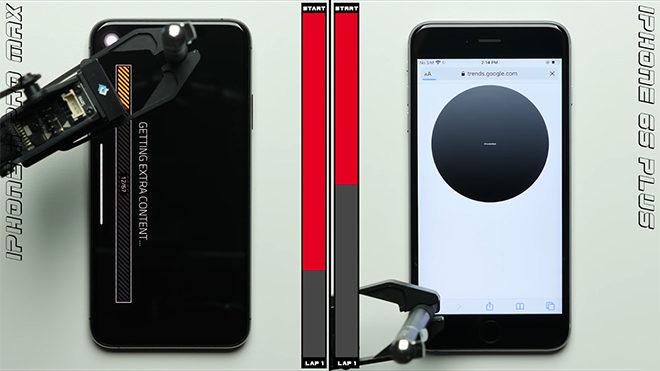 iPhone 6s iPhone 11 Pro Max