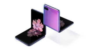 Katlanabilir telefon Samsung Galaxy Z Flip özelliği için Google açıklaması
