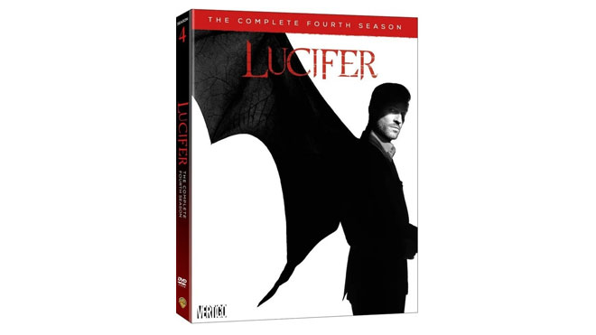 Lucifer 4. sezon DVD