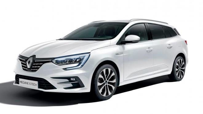 2020 Renault Megane Hybrid