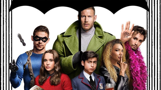 Netflix The Umbrella Academy 2. sezon