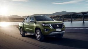 2020 Peugeot Landtrek