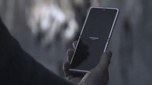 Samsung Galaxy Z Flip Thom Browne Special Edition