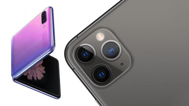 Samsung Galaxy Z Flip Türkiye'nin en pahalı telefonu iPhone 11 Pro Max