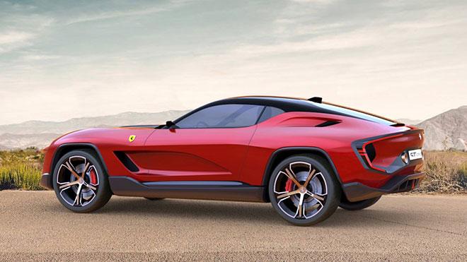 Ferrari GT Cross konsepti