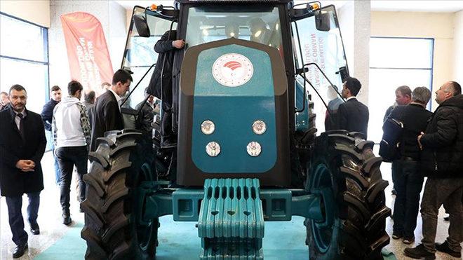 yerli traktör