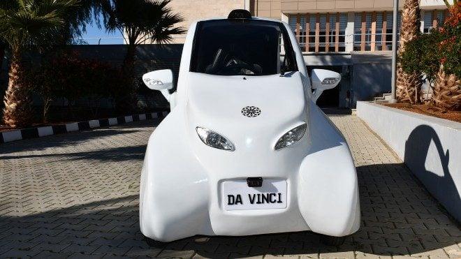 yerli ve elektrikli araç