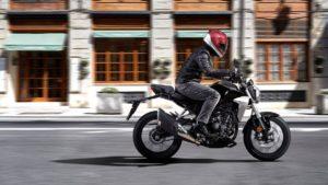 2020 Honda CB250R