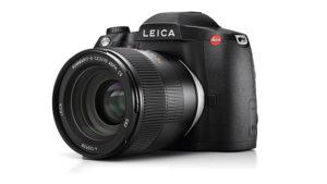 Leica S3 orta format