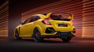 Honda Civic Type R Limited Edition