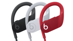 Apple Powerbeats 4 kablosuz kulaklık