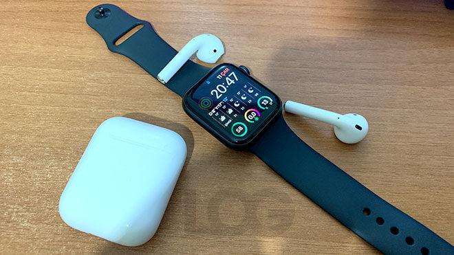 Apple giyilebilir ürün