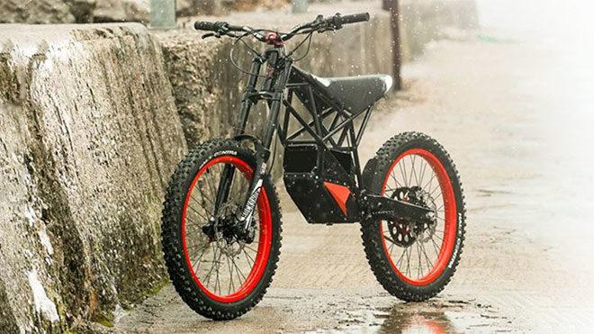 TORP Bike elektrikli motosiklet