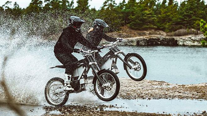 CAKE Kalk INK elektrikli motosiklet