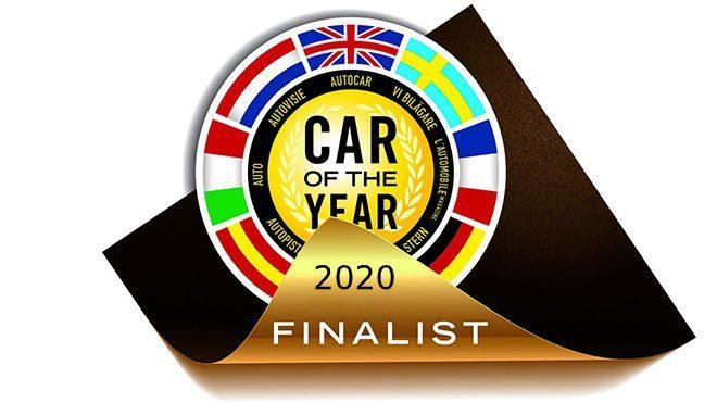 2020 Avrupa'da Yılın Otomobili
