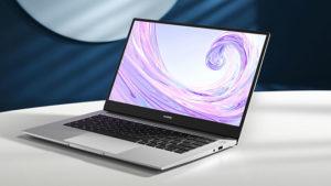 Huawei MateBook D 14 dizüstü bilgisayar