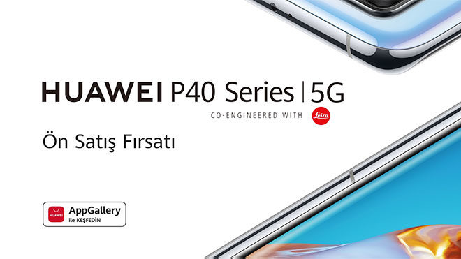 Huawei P40 freebuds 3