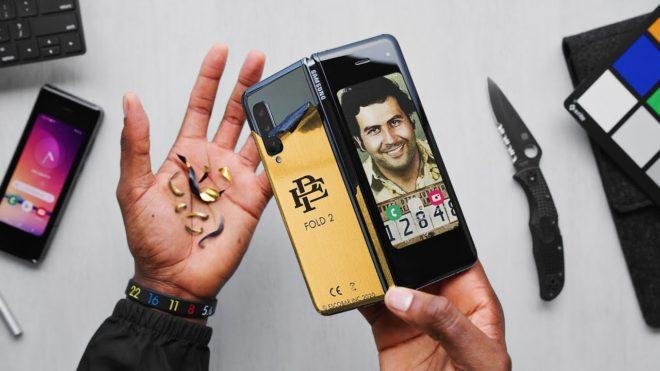 Escobar Fold 2 Pablo Escobar Samsung Galaxy Fold