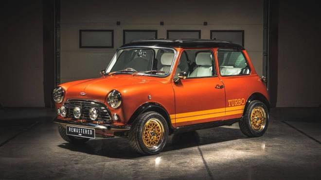 Klasik Mini Cooper