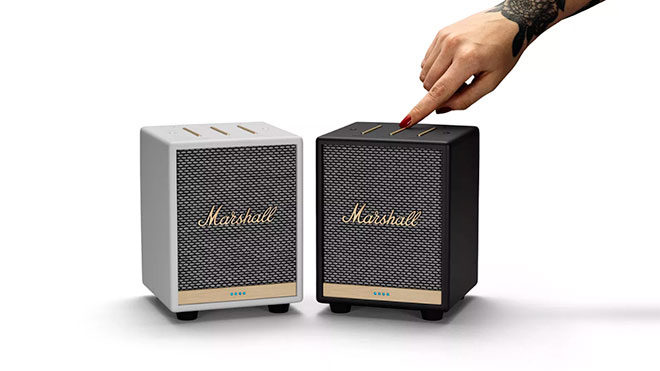 Marshall Uxbridge Voice bluetooth hoparlör