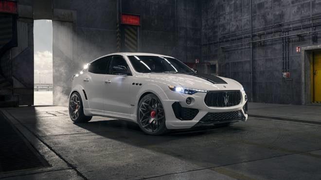 Maserati Levante Trafeo