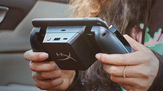 kontrolcü: HyperX ChargePlay Clutch