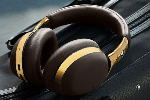Montblanc kablosuz kulaklık akıllı telefon