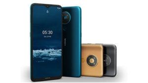 Nokia 5.3 ve Nokia 1.3 Nokia 5.4