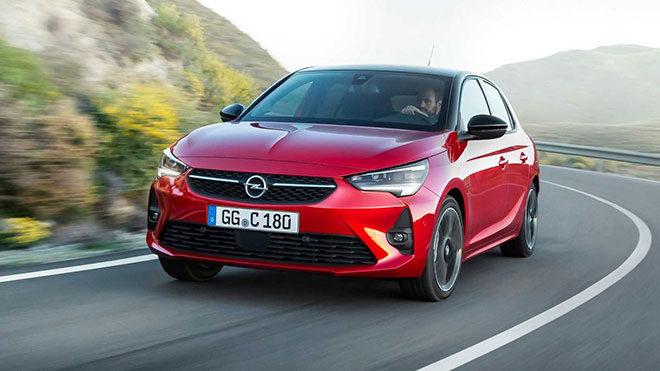 Yeni Opel Corsa