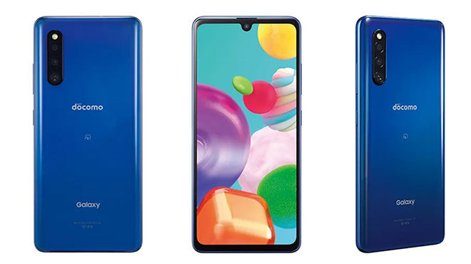 Samsung Galaxy A41 Samsung Galaxy A42