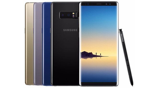 Samsung Galaxy Note 9 ve Galaxy S9 için üzen UI 2.1