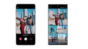 Samsung Galaxy S10 ve Samsung Galaxy Note 10