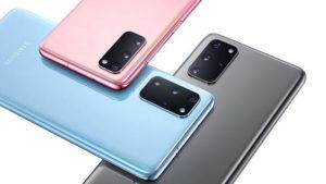 Samsung Galaxy S20 koronavirüs
