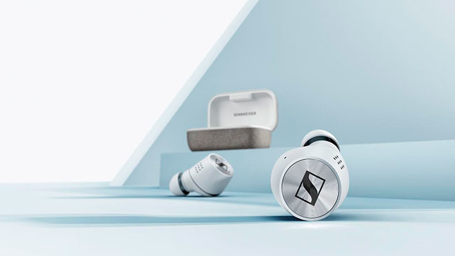 Sennheiser Momentum True Wireless 2 kablosuz kulaklık
