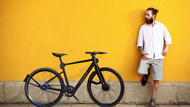Modmo Saigon elektrikli bisiklet