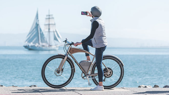 Vintage Electric 2020 Cafe, elektrikli bisiklet pazarında ses getirdi