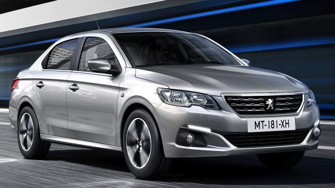 2020 Peugeot 301