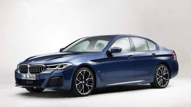 2020 BMW 5 Serisi