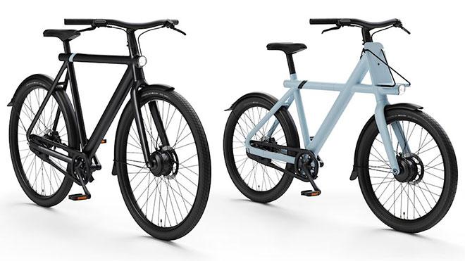 elektrikli bisiklet VanMoof