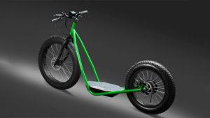 elektrikli scooter: Vinghen Ti1