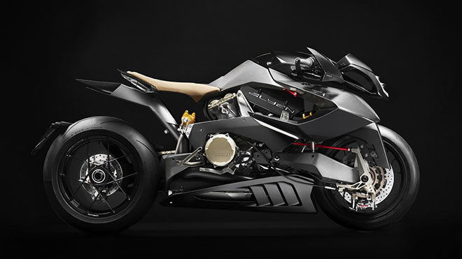 Vyrus Alyen 988 motosiklet