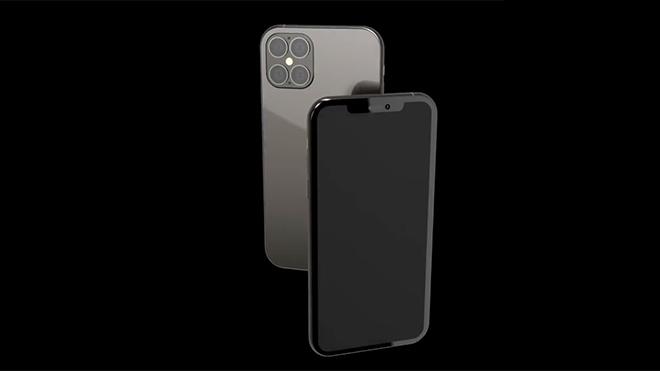 Dört kameralı ve 120 Hz ekranlı iPhone 12 konsepti ortaya çıktı [Video]