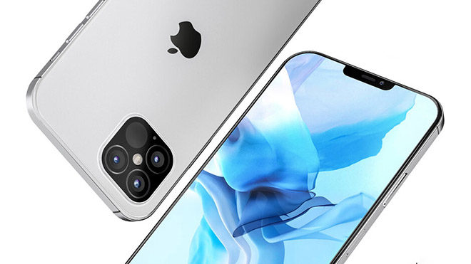 iPhone 12 konsept iphone 13