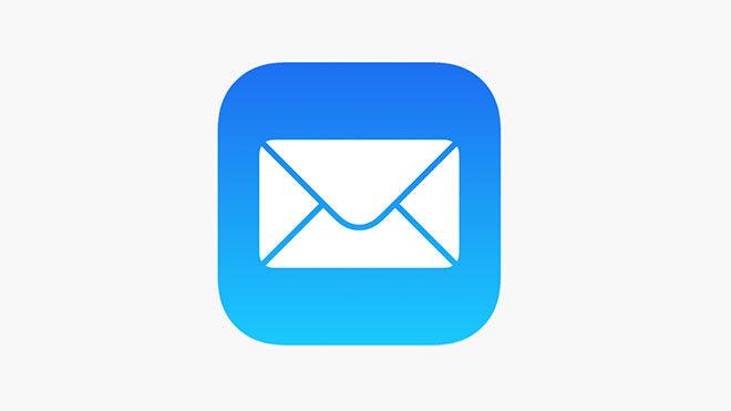 Apple Mail iPhone iPad