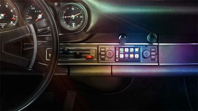 Porsche carplay