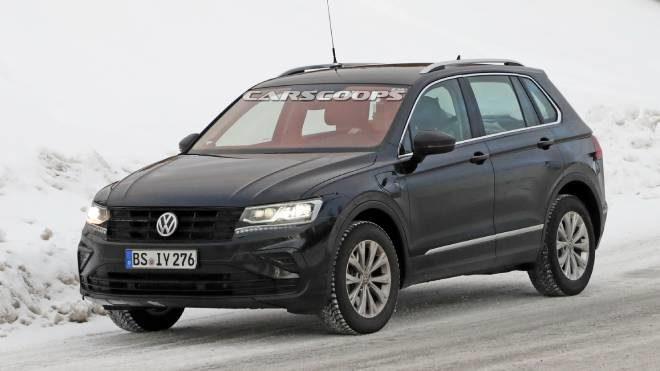 Volkswagen Tiguan hibrit